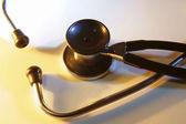 听诊器 — 图库照片