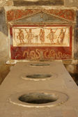 Kitchen in Pompeii — Stock Photo