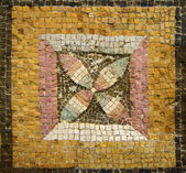 Ancient mosaic — Stock Photo