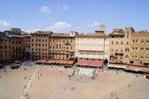 Siena area — Stock Photo