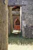 遺跡でアンティークの祭壇 — ストック写真