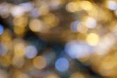 Leuchten im nebel — Stockfoto