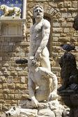 Floransa'da heykel — Stok fotoğraf