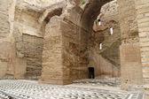 Baths of Caracalla — Stock Photo