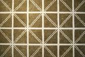 Black-and-white mosaic — Stock Photo