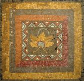 Mosaic from Pompeii — Stock Photo