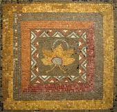 Mosaic from Pompeii — Stock Photo