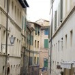 Street Siena — Stock Photo #13980617