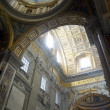St. Peter from the inside — Stock Photo