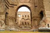 Baths of Caracalla — Stock Photo