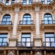 Art Nouveau building - Stock Photo