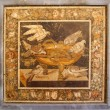 Mosaic with pigeons from Pompeii - Lizenzfreies Foto