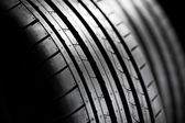 Sport tires isolated — Stock Photo