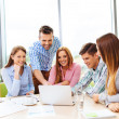 Corporate business people training  — Stock Photo