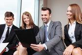 Corporate Training — Stock Photo