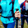 Nordic walking — Stock Photo #34456169