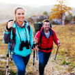 Couple hiking — Foto de Stock   #36190483
