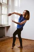 Ballet needs practice — Stock Photo