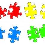 Puzzle — Stock Photo #12162208