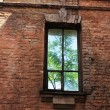 Old window — Stock Photo #12163086