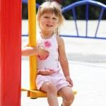 Little girl — Stock Photo #12163645