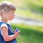 Beautiful little girl — Stock Photo #12165942
