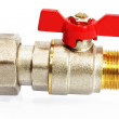 Plumbing supplies - Stock Photo