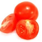 Juicy Isolated Tomato — Stock Photo #12166373