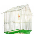 Closed cage - Foto Stock
