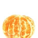 Orange isolated — Stock Photo