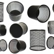 Mesh basket - Stock Photo