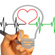 Heart Beat — Stock Photo #12169737