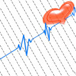 Heart Beat - Foto de Stock