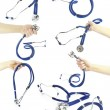 Stethoscope — Stock Photo #12169873