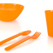 Disposable Dishware — Stock Photo #12169888