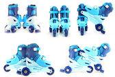 Sport: Inline skate — Stock Photo