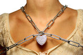 Necklace — Stock Photo