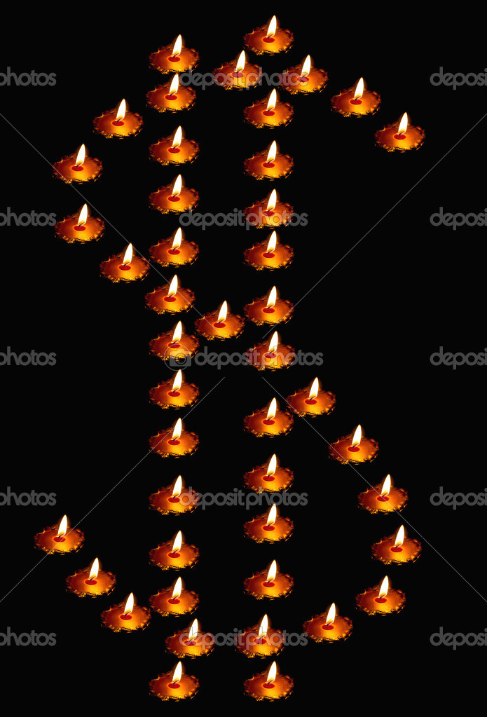 Candles — Stock Photo #12162562
