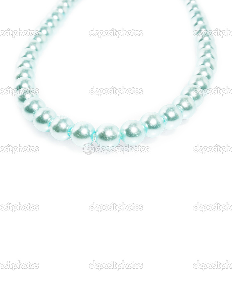 Necklace  Stock Photo #12163870