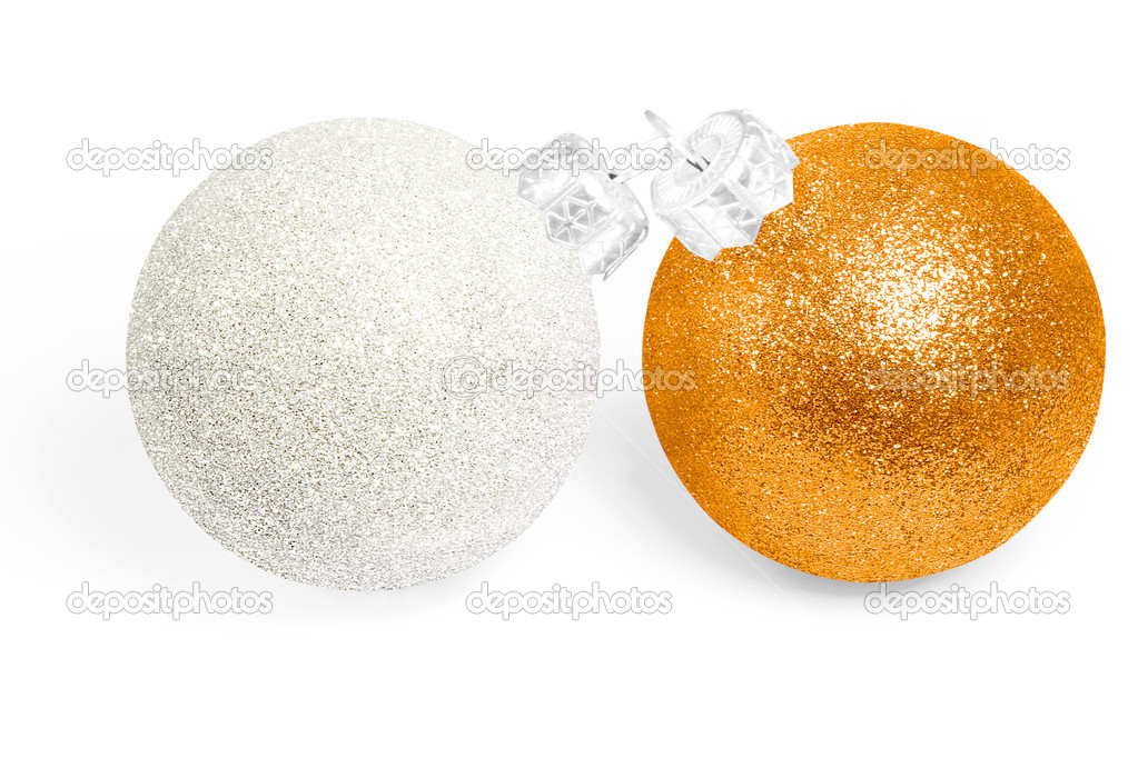 Christmas Snowflake Bauble — Stock Photo #12168563