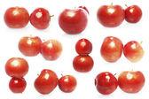 äpplen — Stockfoto