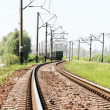 Stock Photo: Railroad