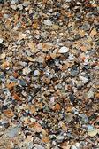 Fondo de arena a orillas del mar — Foto de Stock