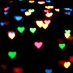 kalp lamba ışık — Stok fotoğraf #20132929
