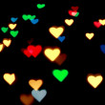 kalp lamba ışık — Stok fotoğraf #20132957