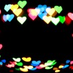 kalp lamba ışık — Stok fotoğraf #20133017