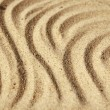 Background of sand on the beach — Stock Photo #27740393