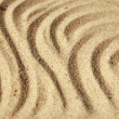 Background of sand on the beach — Stock Photo
