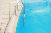 水プールの手順 — ストック写真