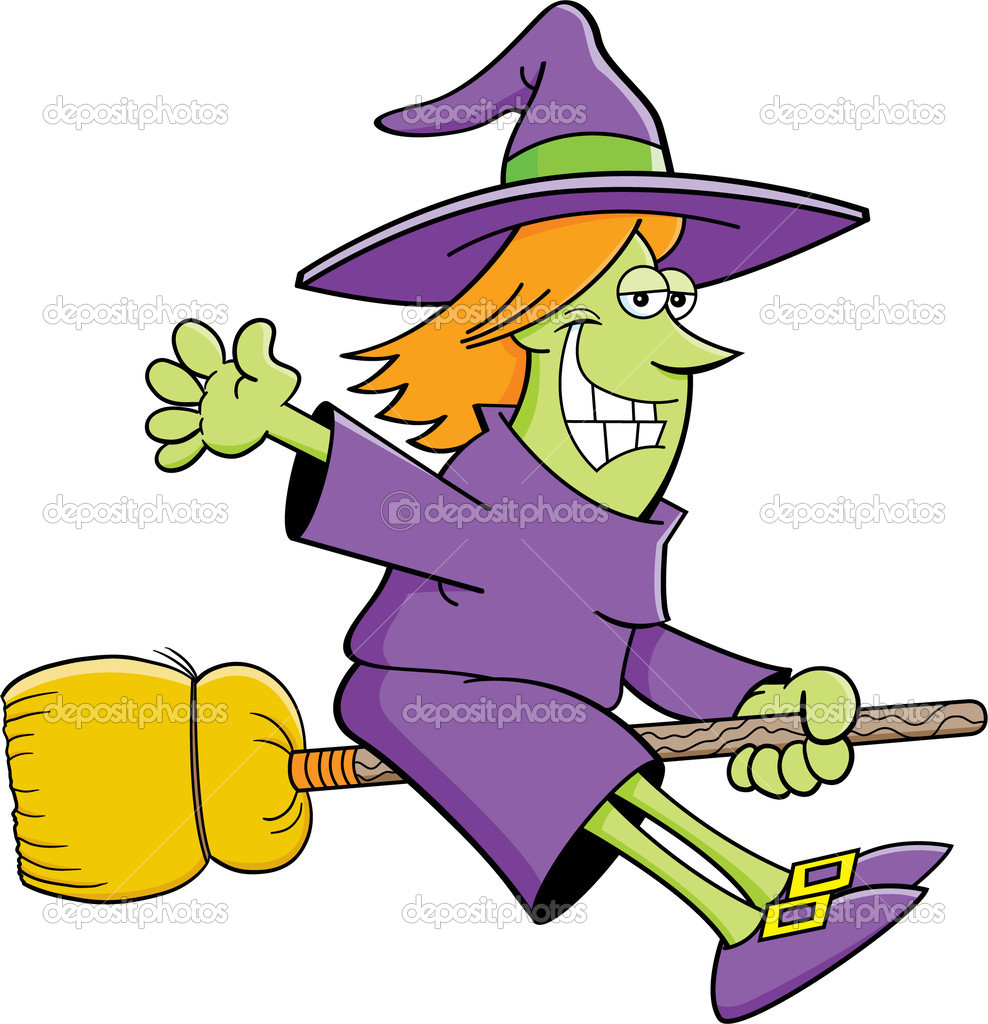wicked witch clip art